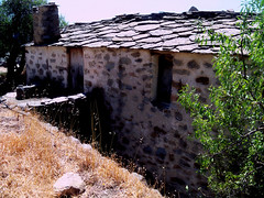 For 3 months we lived in the Middle Ages (egotoagrimi) Tags: oldthings summer architecture simplelife primitive ikaria october tradition traditional stonewalls   aegean greece