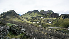 Eldgja (The fire chasm) - Landmannalaugar - Iceland (Rita Willaert) Tags: fissure landmannalaugar landscape landschap vuurspleet iceland panorama eldgja thefirechasm ryolietbergen suurland ijsland is scenicsnotjustlandscapes