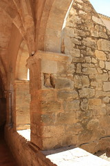 * (Anduze traveller) Tags: france languedocroussillon hrault abbayedevalmagne villeveyrac clotre cloister