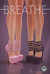 [BREATHE]-Platonica Heels@The Fantasy Collective (Daisa Admiral) Tags: breathe secondlife mesh
