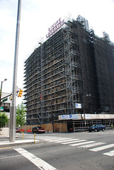 scaffolding, scaffold, superior scaffold, 215 743-2200, philadelphia, pa, de, md, nj, new jersesy, shoring, renovation, masonry, construction, divine lorraine, 194 (Superior Scaffold) Tags: scaffolding scaffold rental rent rents 2157432200 scaffoldingrentals construction ladders equipmentrental swings swingstaging stages suspended shoring mastclimber workplatforms hoist hoists subcontractor gc scaffoldingphiladelphia scaffoldpa phila overheadprotection canopy sidewalk shed buildingmaterials nj de md ny renting leasing inspection generalcontractor masonry superiorscaffold electrical hvac usa national safety contractor best top top10 electric trashchute debris chutes divinelorraine netting