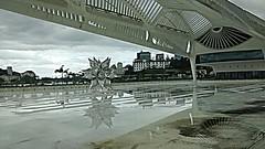 Museu do Amanh (Santiago Calatrava) (Meus Olhos) Tags: rj rio de janeiro cidade maravilhosa wonderfull city olympic brasil brazil bresil brsil brasile museu do amanh santiago calatrava arquitetura architeture dia nublado hdr
