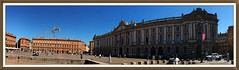 farbojo Toulouse 2016 place du Capitole (farbojo Photography) Tags: toulouse rue église place ruelle route maison bâtiment véhicule mairie extérieur architecture placeducapitole bâtiments basiliquesaintsernin
