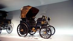 1896 Daimler Vis-a-Vis (Frankleton Foto) Tags: 1896 daimler visavis car