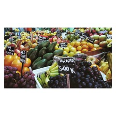 (akcs23) Tags: fruits avocado grapes market colors taste