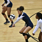 BHS Varsity Volleyball vs RBHS 10-4-16