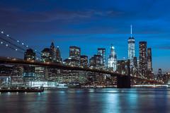 New York City Blue (cvillandry (Instagram & Twitter @cvillandry)) Tags: city manhattan newyork newyorkcity nyc streetphotography