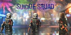Suicide Squad ~ Deadshot (Logan Fulford) Tags: suicide squad deadshot will smith floyde lawton custom lego minifigure minifig batman