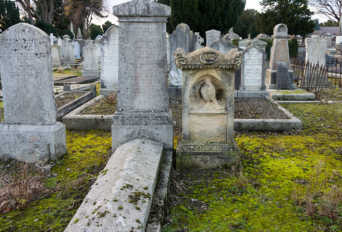 Mount Jerome Cemetery & Crematorium is situated in Harold's Cross Ref-100487