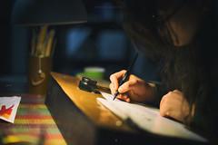 yazmak derdi.. (nurmuhammetaksoy) Tags: hat 50mm nikon nikkor ankara d800 vav eller ışık 14g mürekkep hamamönü yazmak sanatevi derdi