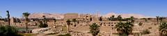 Karnak Temple Panorama, Luxor, Egypt (djstanek) Tags: archaeology architecture temple egypt ramsesii ancientegypt ramsesiii thutmoses