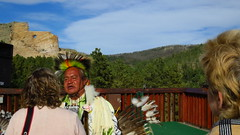 "Descendant of Warrior Chief ""Crazy Horse"" in traditional ceremonial attire. (gateway10027) Tags: southdakota chief nativeamerican 1877 1876 lakota descendant crazyhorsemonument traditionalclothing plainsindians oglala custersd camprobinson ceremonialdress directdescendant traditionalgarb custersouthdakota battleoflittlebighorn traditionalattire ceremonialattire lakotatribe tribalattire oglalatribe tribalceremonialattire nativeamericanatttire warriorchiefcrazyhorse ceremonialtribalattire nativeamericansofthegreatplains oglalaatttire lakotaattire"