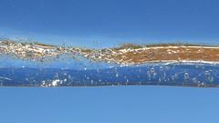 Ice (ambo333) Tags: uk winter england ice frozen frost december bedfordshire freeze luton caddington macroice icemacro
