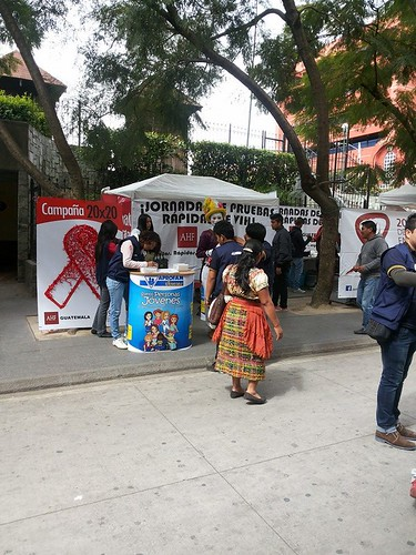 World AIDS Day 2014: Guatemala