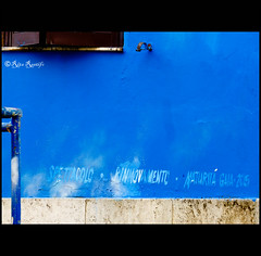 "Roma. Tor Marancia. Street art. ""Spettacolo - Rinnovamento - Maturità"" by Gaia (R come Rit@) Tags: street urban italy streetart streets rome roma art wall graffiti italia arte streetphotography wallart urbanart walls graff gaia spettacolo graffitiart maturità rinnovamento bigcitylife tormarancia streetartitaly streetartrome streetartphotography streetartroma romestreetart ritarestifo bigcitylifeproject urbanartrome spettacolorinnovamentomaturità"