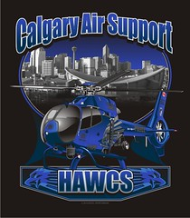 "Calgary Helicopter Air Watch for Community Safety (HAWCS) - Calgary, AB, CA • <a style=""font-size:0.8em;"" href=""http://www.flickr.com/photos/39998102@N07/15951182252/"" target=""_blank"">View on Flickr</a>"