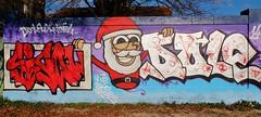 La Rochelle, graffiti Le Gabut (thierry llansades) Tags: wall port graffiti tour couleurs graf noel peinture 17 graff larochelle tours mur couleur charente perenoel peintures fresque poitou graffs saintonge griffiti charentes aunis legabut