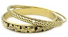 5th Avenue Brass Bracelet K2 P9491A-4