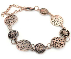 5th Avenue Copper Bracelet P9820A-3