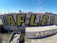GAFLE (UTap0ut) Tags: california ca art cali graffiti la los paint angeles socal cal graff utapout