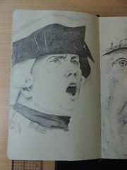 DSCN0658 (StewCrowther) Tags: portrait moleskine pencil sketch drawing sketching sketchbook graphite