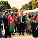 Head of UNMEER visits Ebola treatment centre in Magbenteh