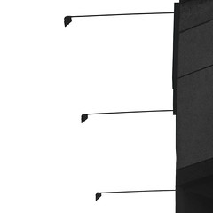 Tres testigos. (angelobressanutti) Tags: monochrome architecture photography blackwhite minimal conceptual backlighting hightcontrast