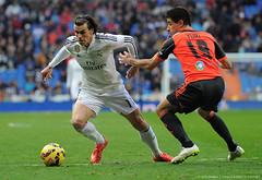 Real Madrid 4-1 Real Sociedad (Photos Real Madrid HD) Tags: football bale marcelo ftbol iker casillas realmadrid realsociedad moyes isco carvajal sergioramos santiagobernabu jornada21 benzema carloancelotti jamesrodrguez