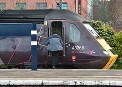 Class 43 HST Power Car 43336 (Stuart Axe) Tags: york uk greatbritain train diesel unitedkingdom yorkshire rail railway loco trains gb locomotive railways northyorkshire intercity eastcoast hst eastcoastmainline yorkstation dmu brel highspeedtrain dieselmultipleunit class43 intercity125 43336 class254 class253 britishrailengineeringlimited crosscountrytrains eastcoastrailways