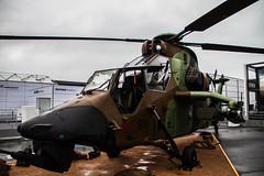 Bourget 2013 - Eurocopter EC665 Tigre - Arme de Terre (_Elude) Tags: helicopter terre tigre eurocopter arme bourget hlicoptre pilotes aicrafts ec665