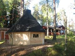 Puumerkki Cottage Hut Summer