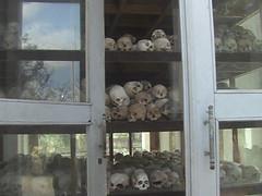Genocide Memorial at Choeung Ek