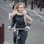 "Girl on a bicycle<a href=""http://www.flickr.com/photos/28211982@N07/16557695237/"" target=""_blank"">View on Flickr</a>"