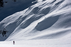 Roe Creek Cypress Peak Ice Sliding Feb 21 2015-3 (Pat Mulrooney) Tags: canada whistler britishcolumbia danielle g3 squamish splitboard coastmountains arcteryx cypresspeak backcountrysnowboarding roecreek tricounimountain g3skins genuineguidegear patmulrooneyphotography g3snowboards g3blacksheepcarbon