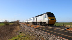 The First Virgin (Duck 1966) Tags: virgin joint eastcoast hst spalding ecml diversions diverts gnge virginstagecoach