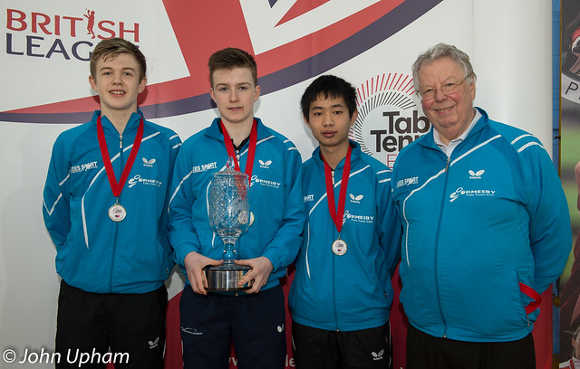 Boys Premier Division Winners: Ormesby TTC