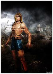 The Last Boy on Earth (Tooniefied) Tags: dccomics kamandi kamandithelastboyonearth