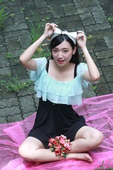 DP1U6963 (c0466art) Tags: school light portrait cute girl beautiful smile canon high eyes sweet outdoor gorgeous young large taiwan lovely charming 1dx  c0466art