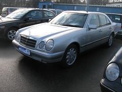Mercedes-Benz E320 W210 (nakhon100) Tags: mercedes mercedesbenz e320 w210 cars eclass eklasse