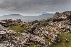 Out to Sea (judepics) Tags: knoydart scotland skye pointofsleat rum eigg seathrift rocks smallisles