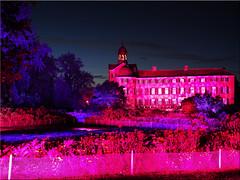 Light show in the castle garden Eutin (Ostseetroll) Tags: deu deutschland eutin geo:lat=5413622579 geo:lon=1062022567 geotagged landesgartenschau2016 schleswigholstein lichterglanz schlossgarten nachtaufnahme lightshow castlegarden nightshot
