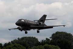 Falcon 20ECM from the Royal Norwegian Air Force (wells117) Tags: jet norwegian airshow falcon militaryaviation fairford riat 2016 militaryaircraft 053 raffairford airtattoo gloustershire militaryjet 700d royalnorwegianairforce falcon20ecm royalinternationairtattoo 717skvadron july2016 clivewells fairford2016 7thjuly2016 717squadron