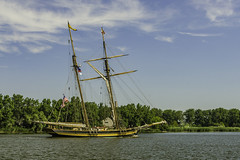 Pride of Baltimore from Baltimore (TAC.Photography) Tags: saginawriver baycitytallships2016 tallships
