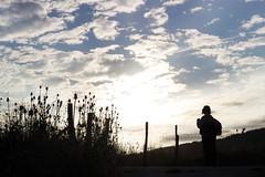 (cristina or) Tags: caminodesantiago camino elcamino way theway contraluz backlight silueta silhouettes