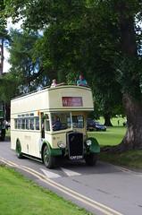 IMGP3880 (Steve Guess) Tags: park uk england bus k vintage bristol coach brighton open top hove hampshire historic southern vectis topless gb alton topper anstey watercressline hants midhants