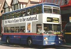 April 1995 (WMT2944) Tags: 6741 noc 741r leyland fleetline east lancashire wmpte west midlands travel
