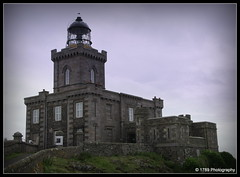 The Stevenson Lighthouse, Isle of May. (Rollingstone1) Tags: stevensonlighthouse building gothic navigation island architecture isleofmay scotland