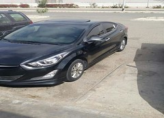 Hyundai - Elantra GLS - 2015  (saudi-top-cars) Tags: