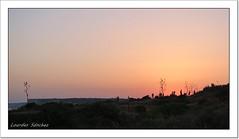 Tras la puesta de sol (Lourdes S.C.) Tags: atardecer puestadesol ocaso elalgarve portugal pontadapiedade