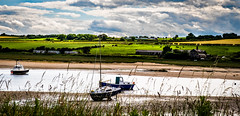 Alnmouth (Peter Leigh50) Tags: sea water boat seaside estuary alnmouth voyager